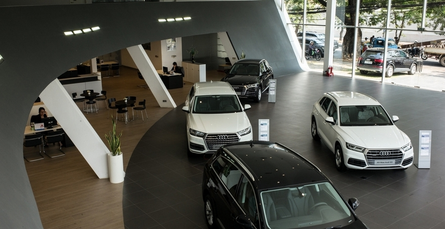 Audi distribution in Cambodia changes ownership